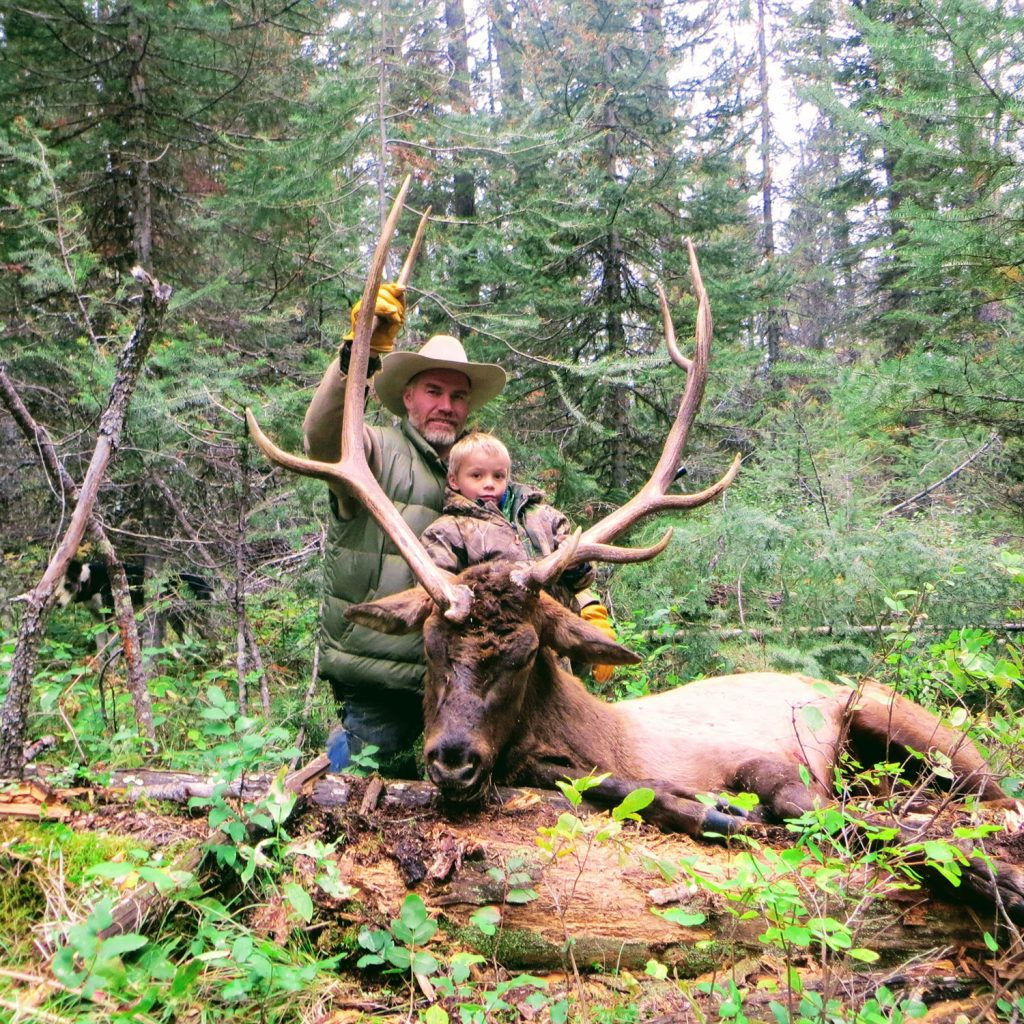 Bob Marshall WIlderness Big Game Hunts