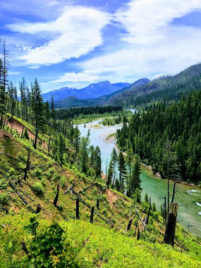 The Bob Marshall Wilderness
