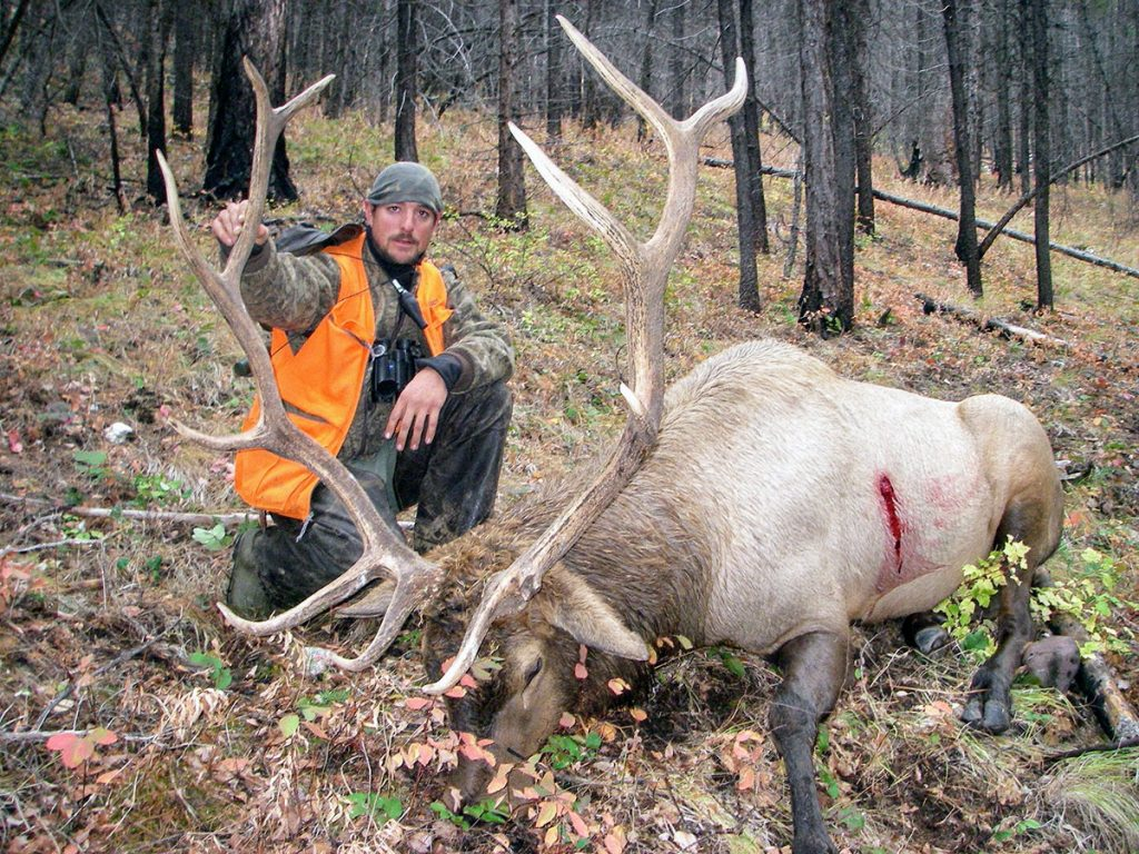 Bob Marshall WIlderness Elk Hunt