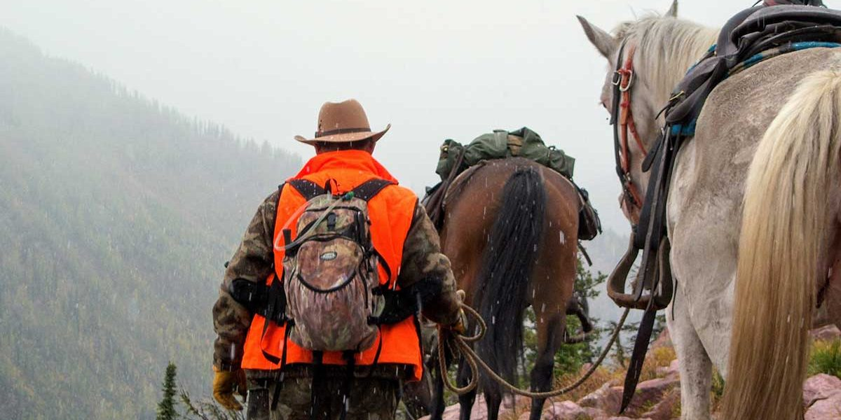 Bob Marshall Wilderness Hunts