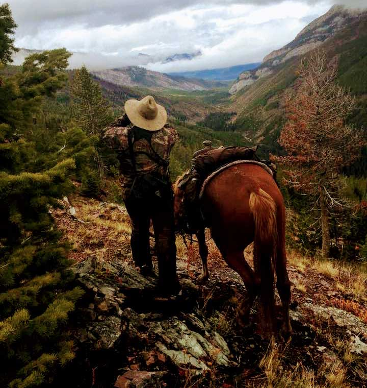 Bob Marshall WIlderness hunt scoping