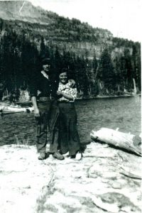 Bud and Adelle Cheff in the 1930s